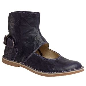 Ikat Boot In Violet by Kickers